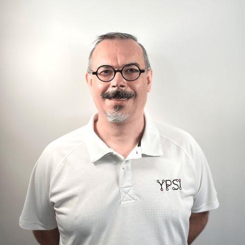 Yann PILPRÉ, Président / Chairman