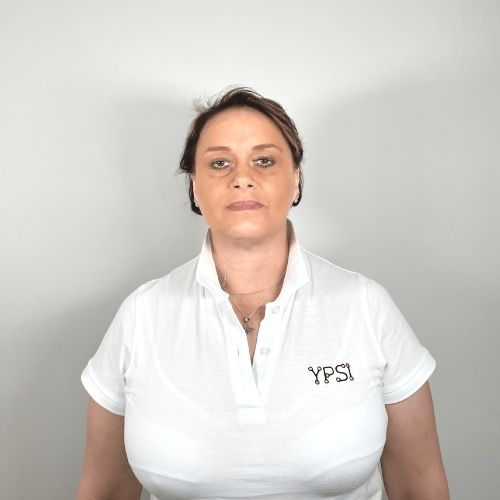 Nadia DABIN / Office Manager